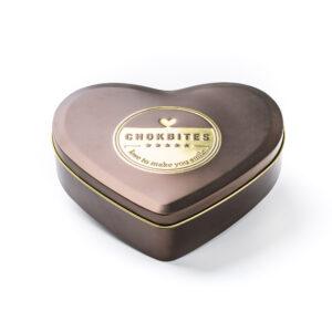 Chokbites healthy vegan patisserie Heart