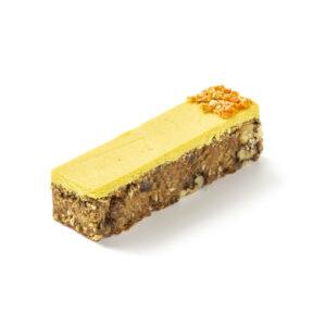 Chokbites Carrot Cake Healthy vegan pastry-single